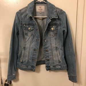 Guess Jackets & Coats - Guess denim jacket